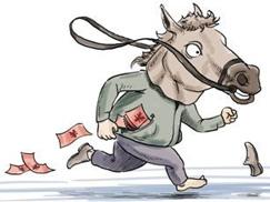 """新京报:""""中国赛马会""""疑为三无组织"""