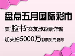 盘点5月国际彩市:加夫妇5000万彩票失而复得